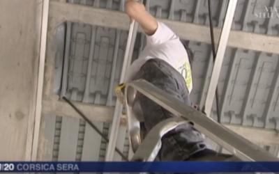 La rénovation énergétique en Corse – France 3 Corse ViaStella